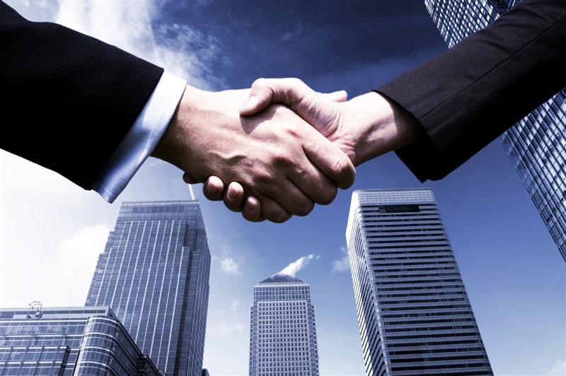 company-handshake