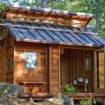 Drevené chaty pre príjemné rodinné víkendy
